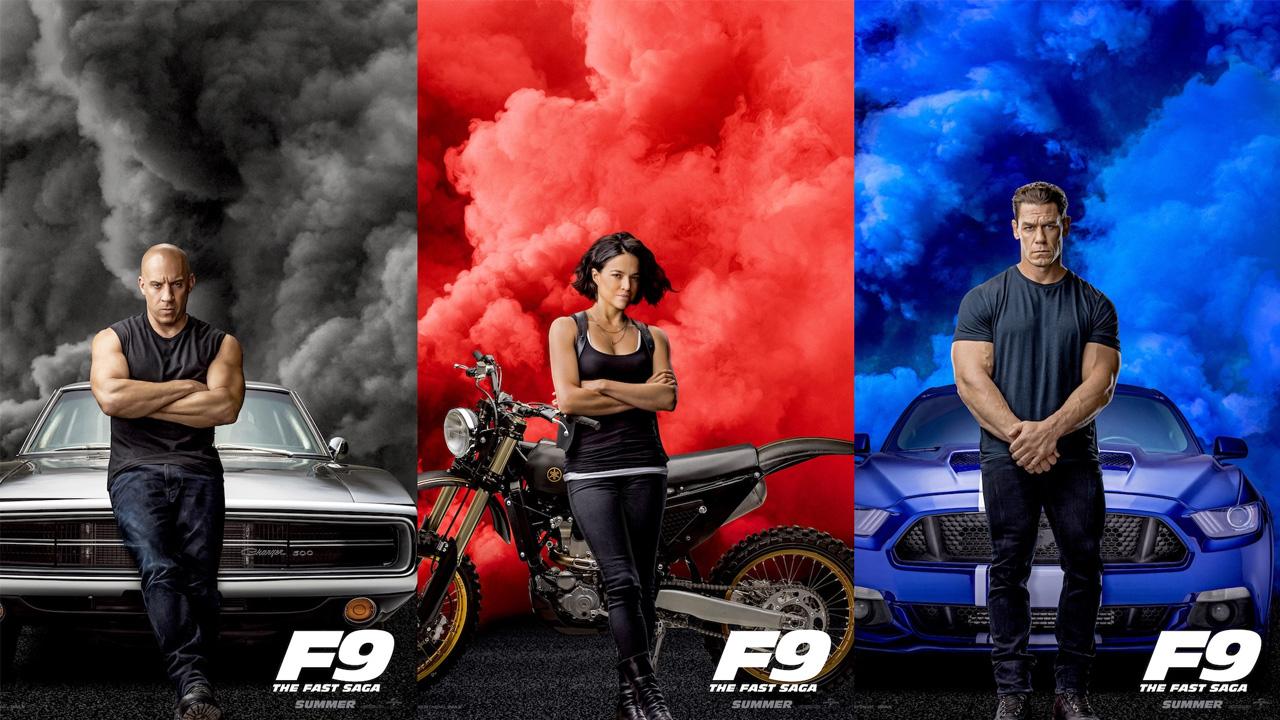 Hızlı ve Öfkeli'nin Son Filmi F9 Fragmanı Super Bowl da Yayınlandı