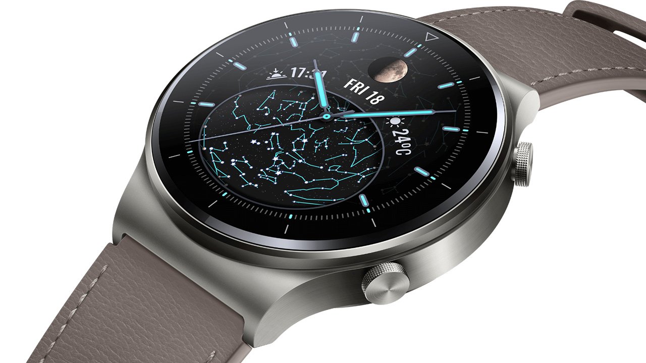 Huawei Watch GT 2 Pro ekran