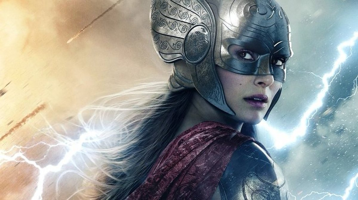 thor 4, love and thunder, jane foster