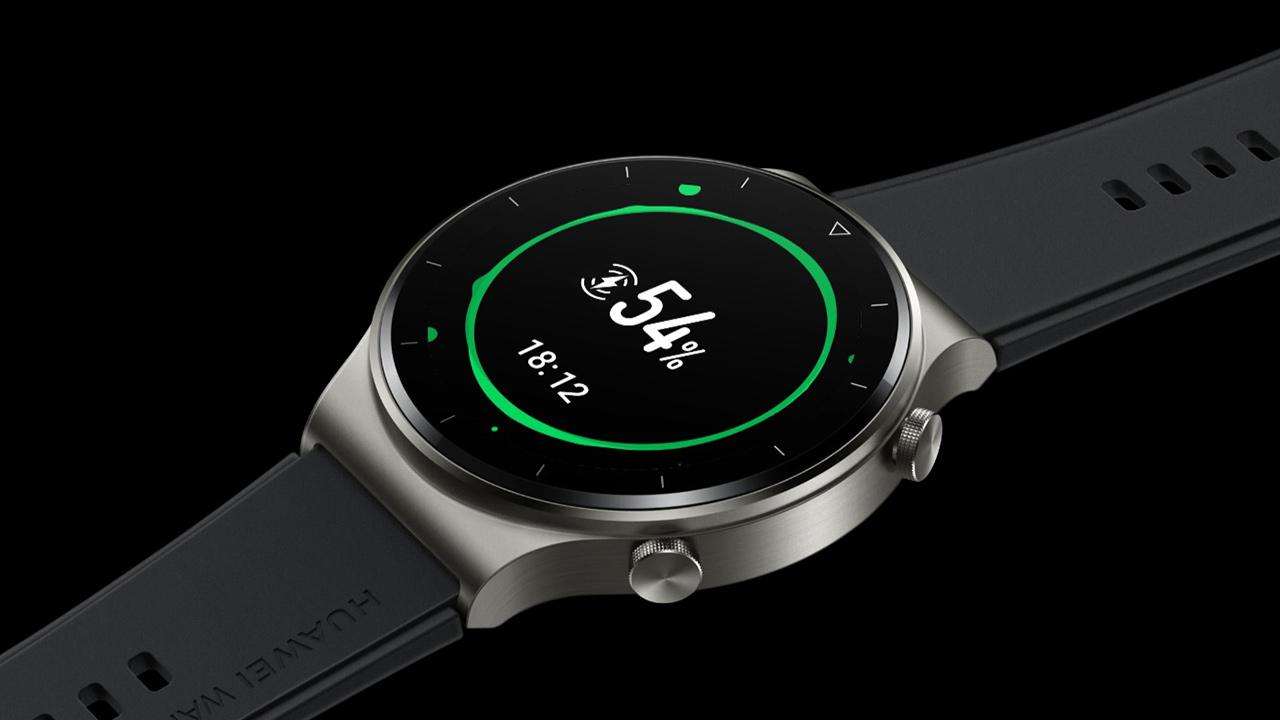 Huawei Watch GT 2 Pro batarya