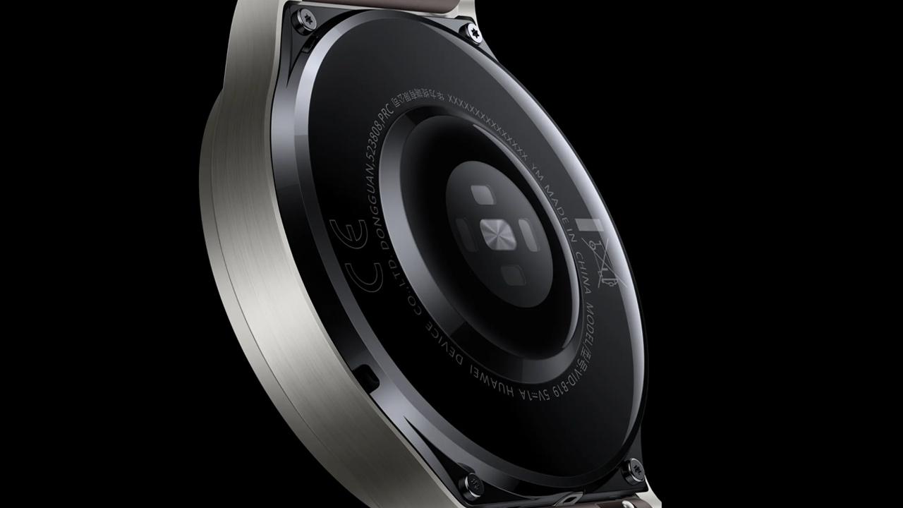 Huawei Watch GT 2 Pro sensör