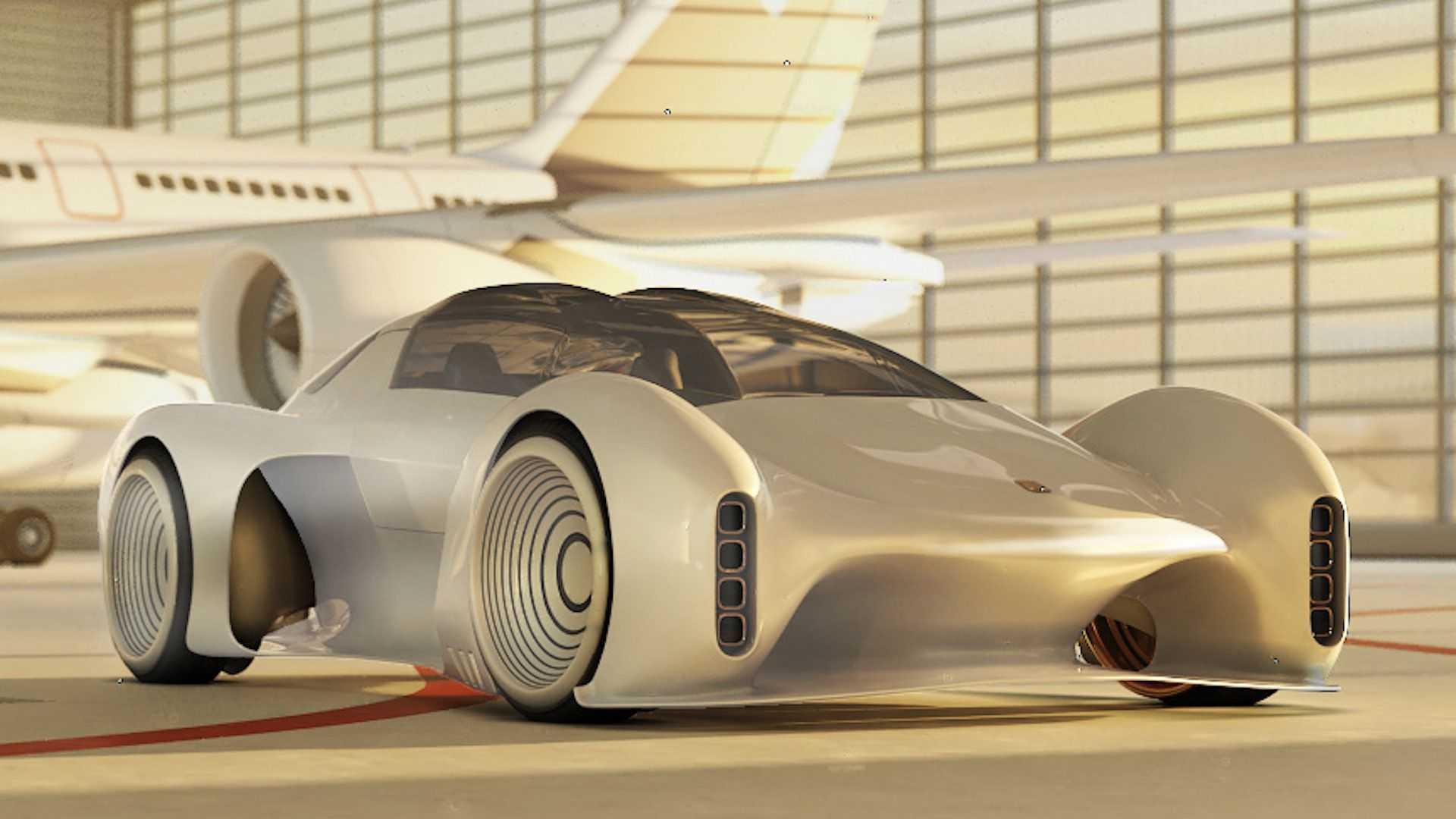 Porsche 411 tasarımı
