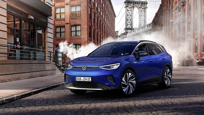 Volkswagen, 520 km Menzile Sahip Elektrikli SUV'u ID.4'ü Tanıttı!