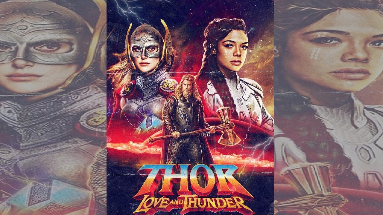 thor 4, love and thunder