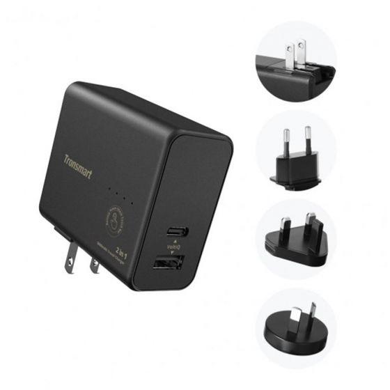 Tronsmart WPB01 5000mAh Powerbank Taşınabilir Şarj Cihazı