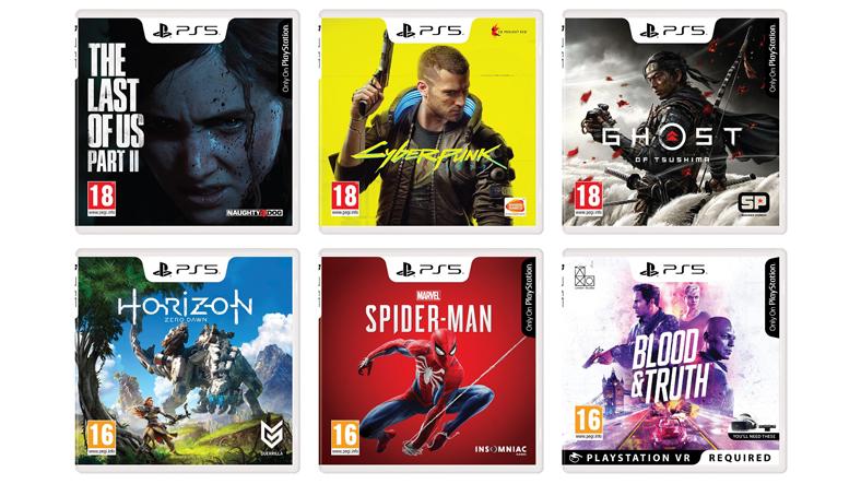 PS5 Oyunları