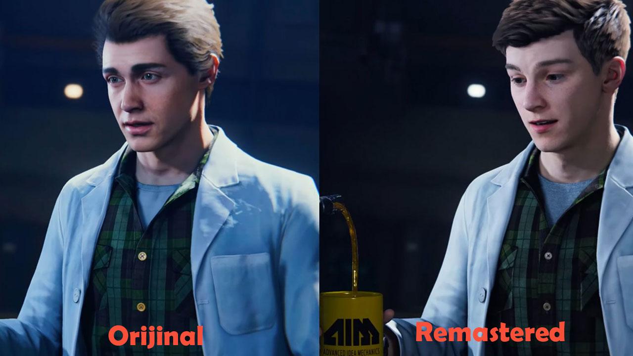 Yeni Spider-Man Oyununda Peter Parker'ın Yüzü Değiştirildi