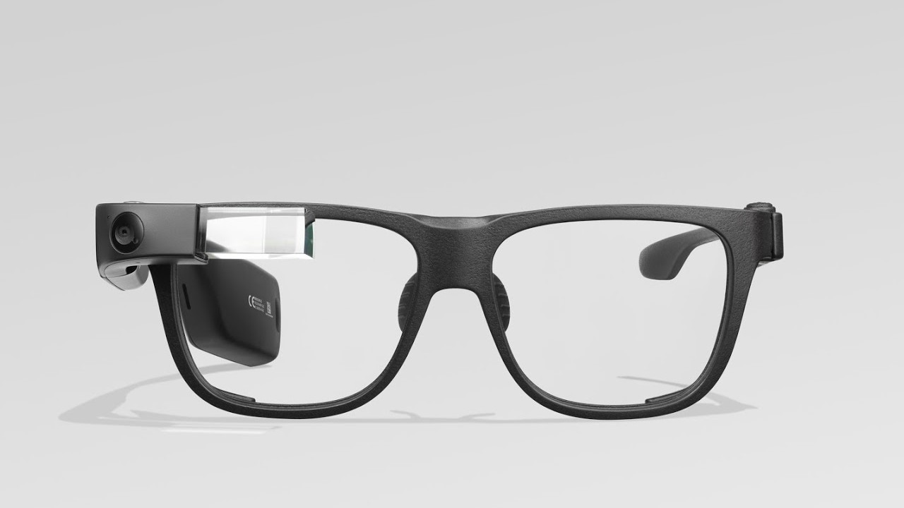 Google Glass enterprise serisi