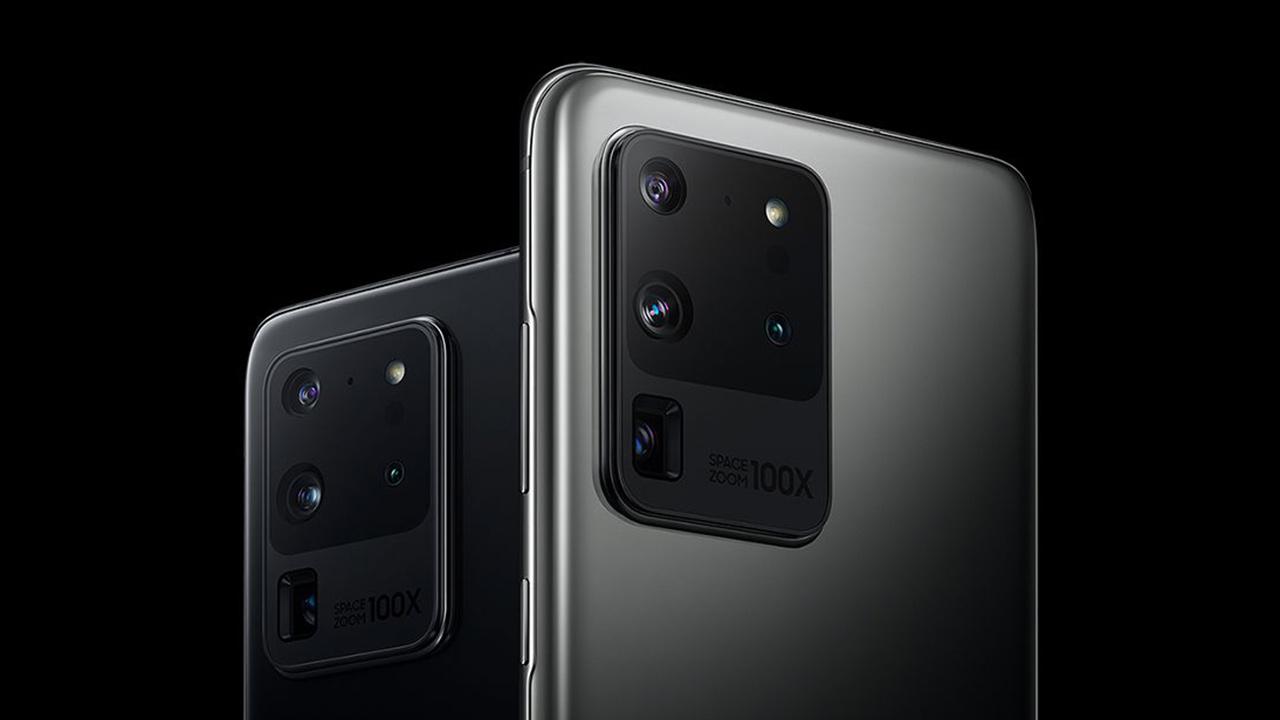 Samsung Galaxy S kamera