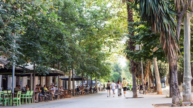 Esquerra de l'Eixample, Barcelona