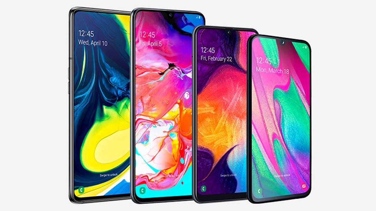 Samsung Galaxy A serisi ve S serisi