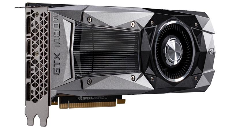 nvidia geforce gtx 1080 ti ekran kartı