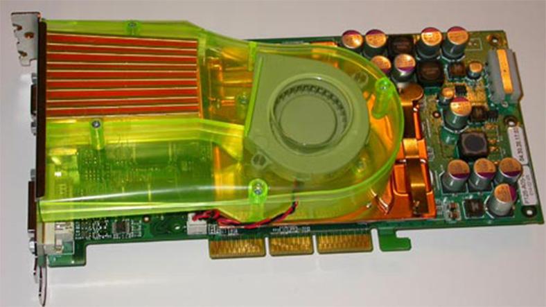 nvidia geforce fx 5800 ultra ekran kartı