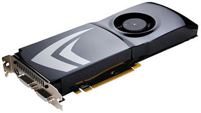 nvidia geforce 9800 gtx ekran kartı