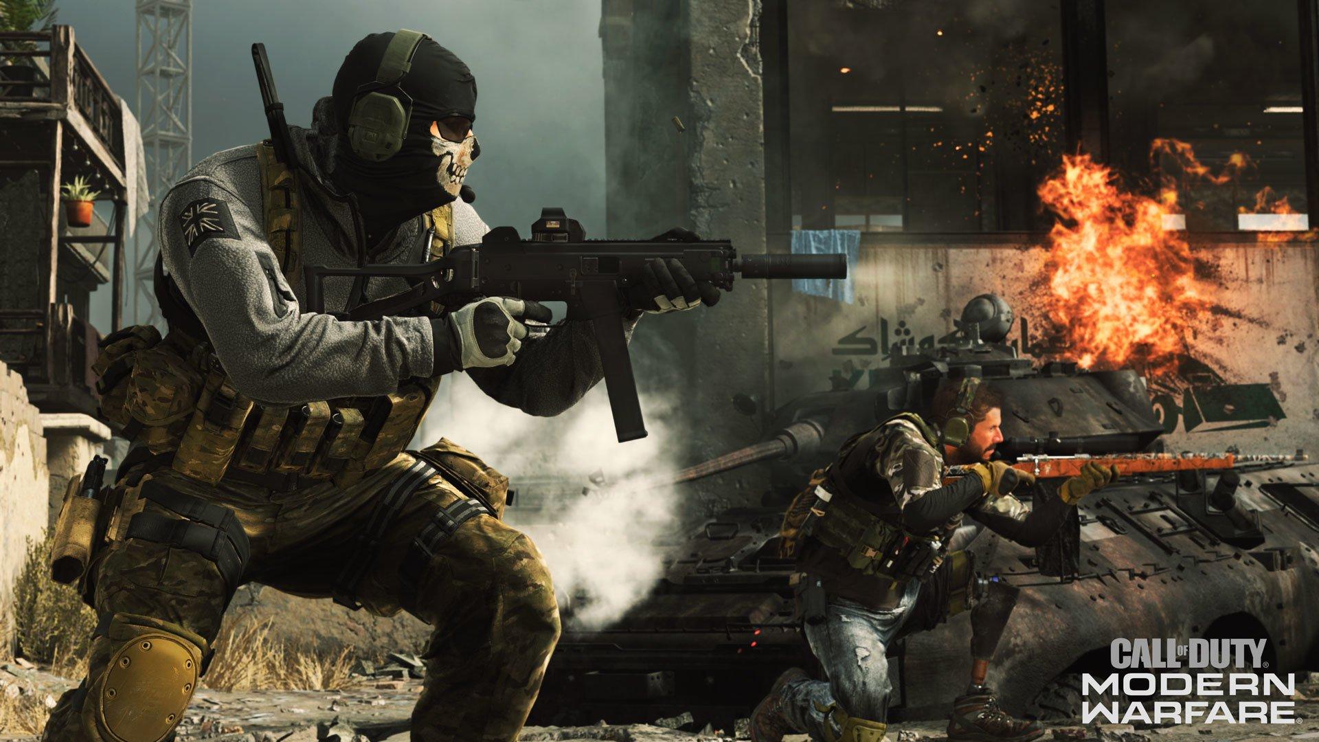 Call of Duty: Modern Warfare'ın Boyutunu Küçülten Güncelleme Yayınlandı