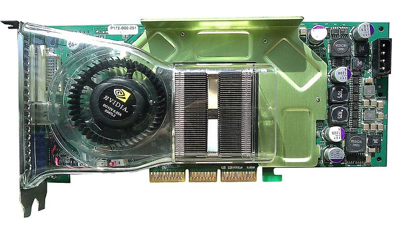 nvidia geforce fx 5950 ultra ekran kartı