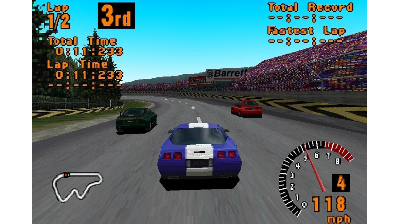 Playstation 1 Gran Turismo