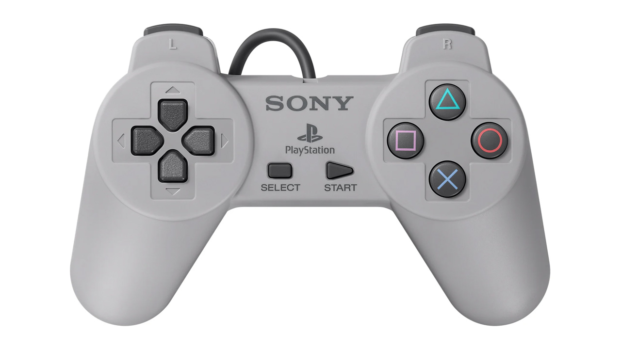 Playstation 1 kontrol cihazı