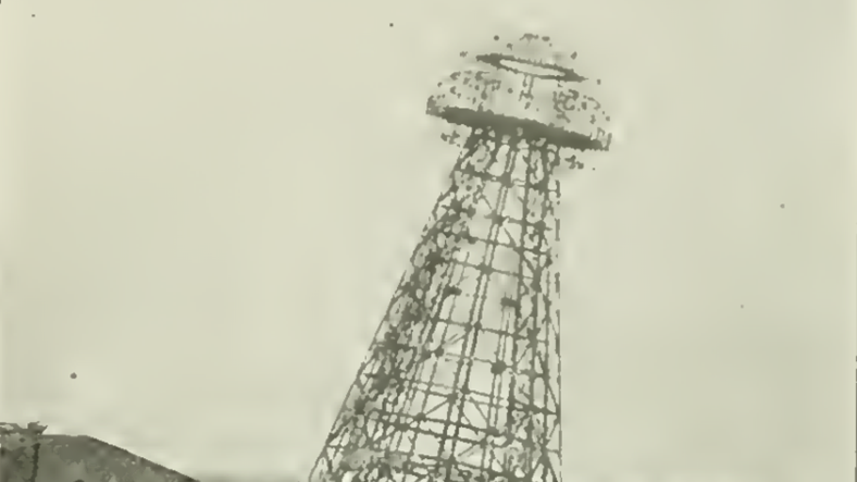 Wardenclyffe Tower Destruction