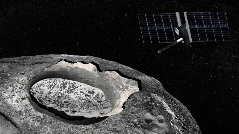 psyche, psyche asteroidi, asteroit