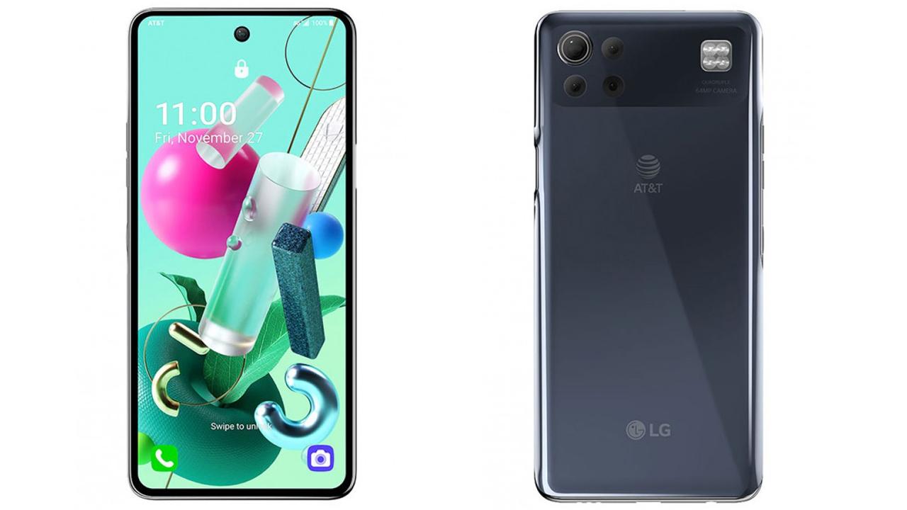 LG K92 5G