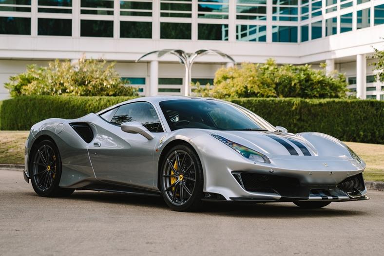 2020 Ferrari Pista