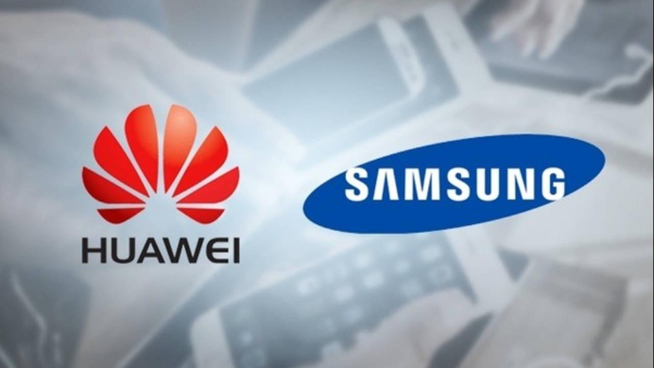 Huawei-Samsung