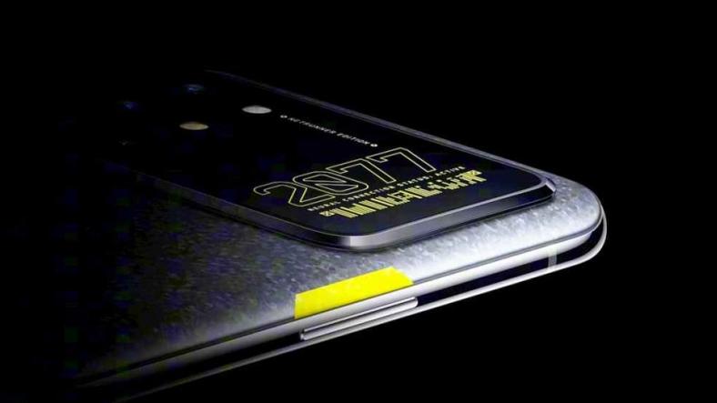 OnePlus 8T'nin Cyberpunk 2077 Özel Sürümü Görüldü!