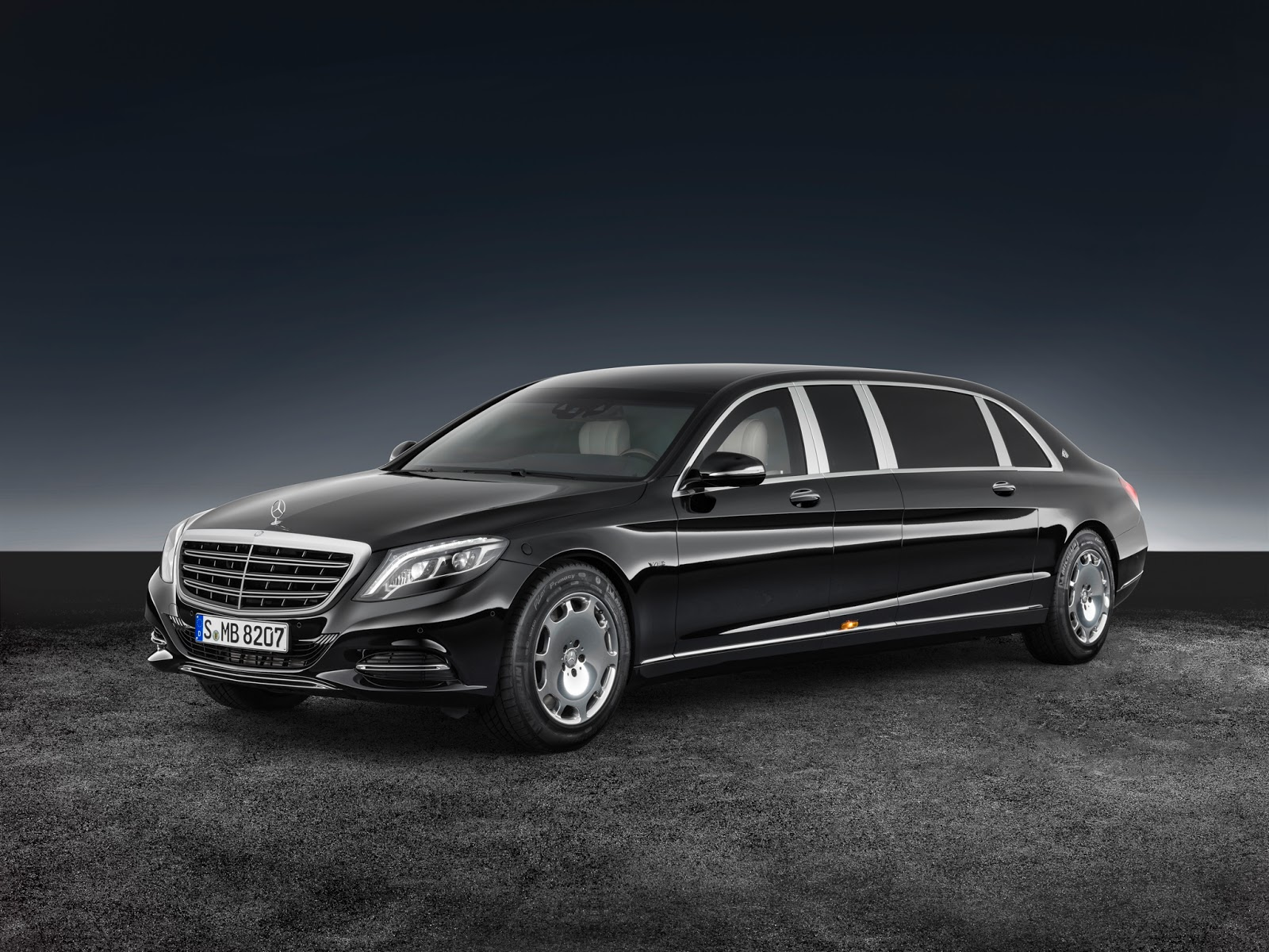 2020 Mercedes Maybach S650 Pullman