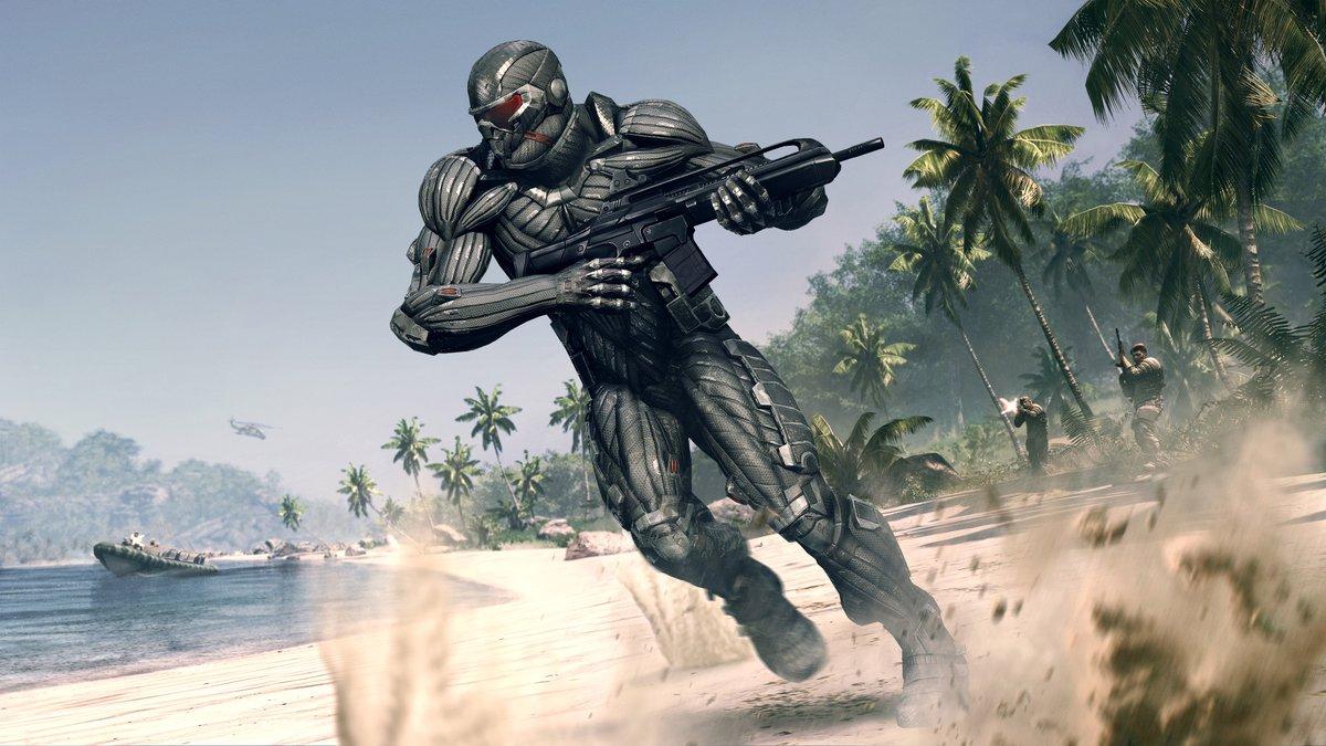 Crytek'in Yeni Oyunlar Üstünde Çalıştığı İddia Edildi