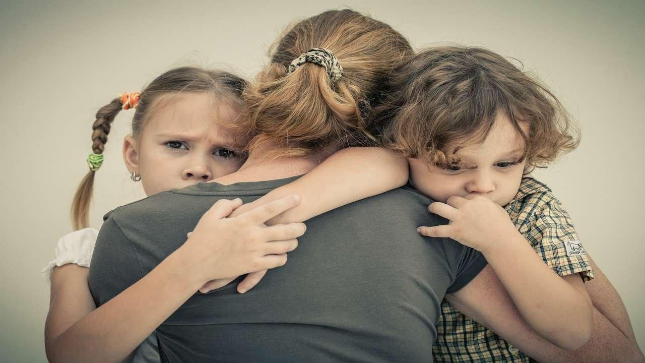çocuk psikolojisi, ayrılık kaygısı