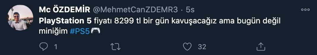 PS5 tweet 4