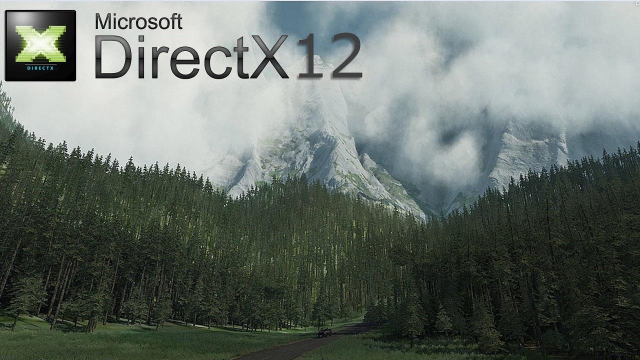 directx 11, directx 12