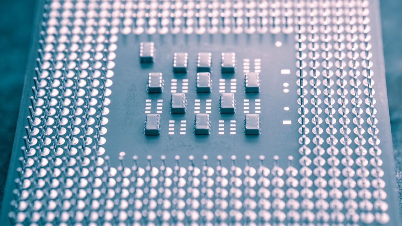 Processor surface