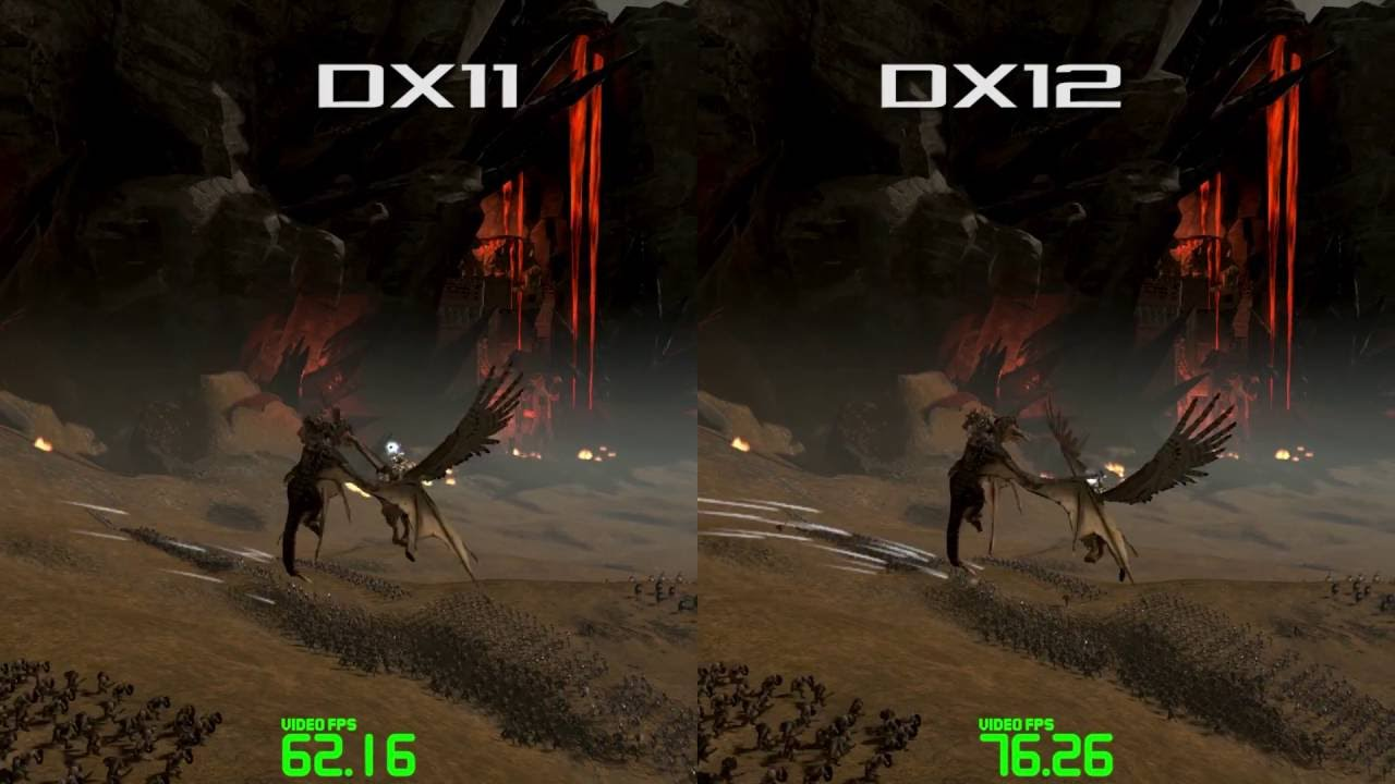directx 11, command