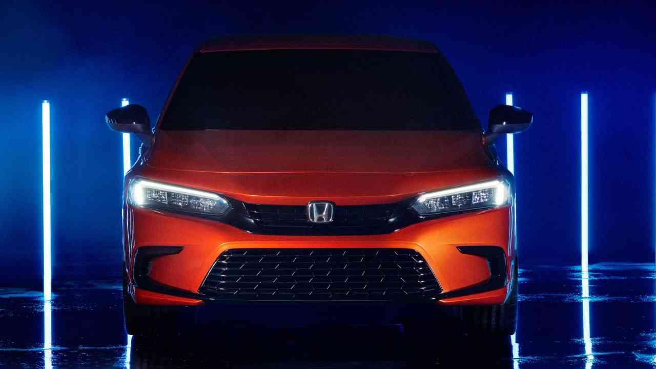 2022 Honda Civic 1