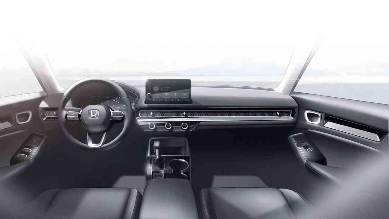 2022 Honda Civic 6
