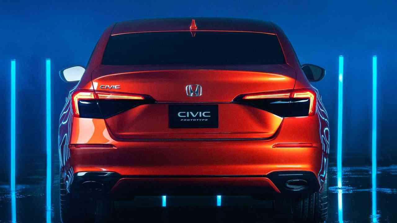 2022 Honda Civic 5