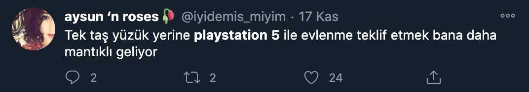 PS5 tweet 3