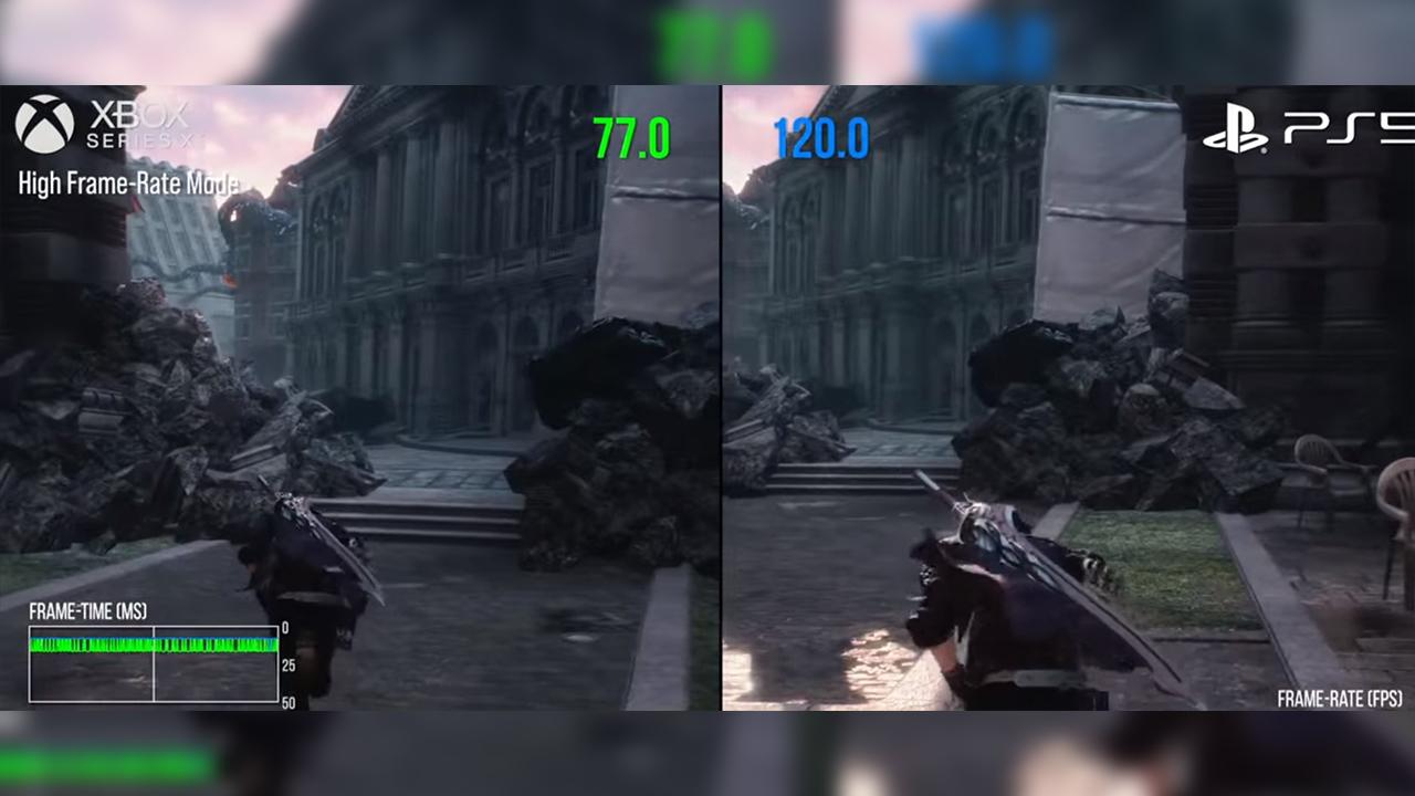PS5, Üçüncü Taraf Oyunlarda Xbox Series X'ten Daha Başarılı