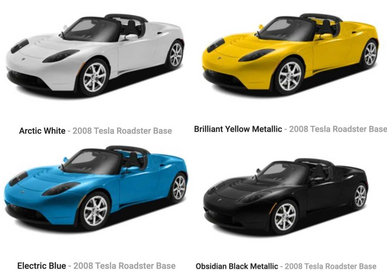 2008 roadster renkler 2