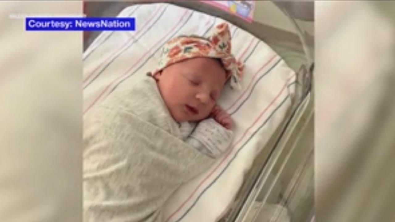 28 yıl önce embriyodan dondurulan bebek
