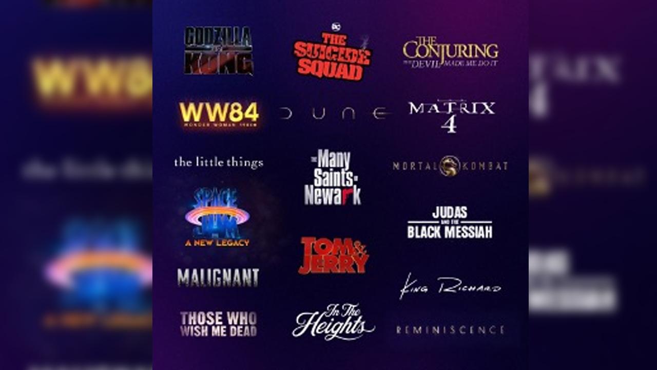 WB, Matrix 4 ve 2021'de Çıkacak Sinemaları HBO Max'e Gelecek