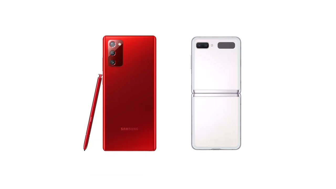Samsung telefon yeni renkler