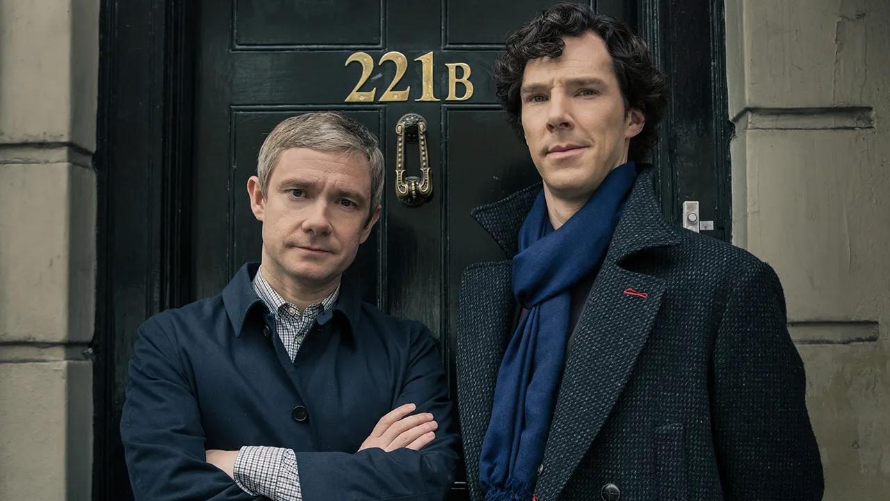 Sherlock Dizisinin Yeni Sezonu 2020 de Gelecekmi - Benedict Cumberbatch, Martin Freeman
