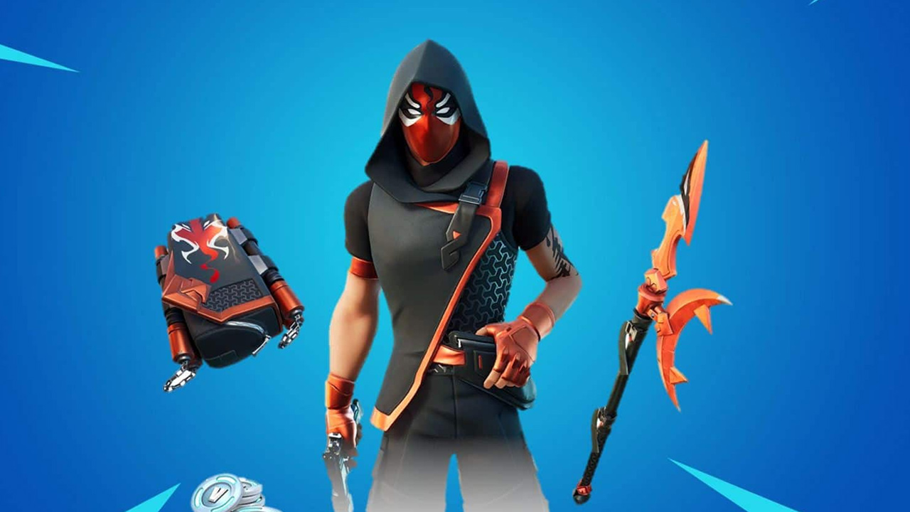 Fortnite – The Street Serpent Pack