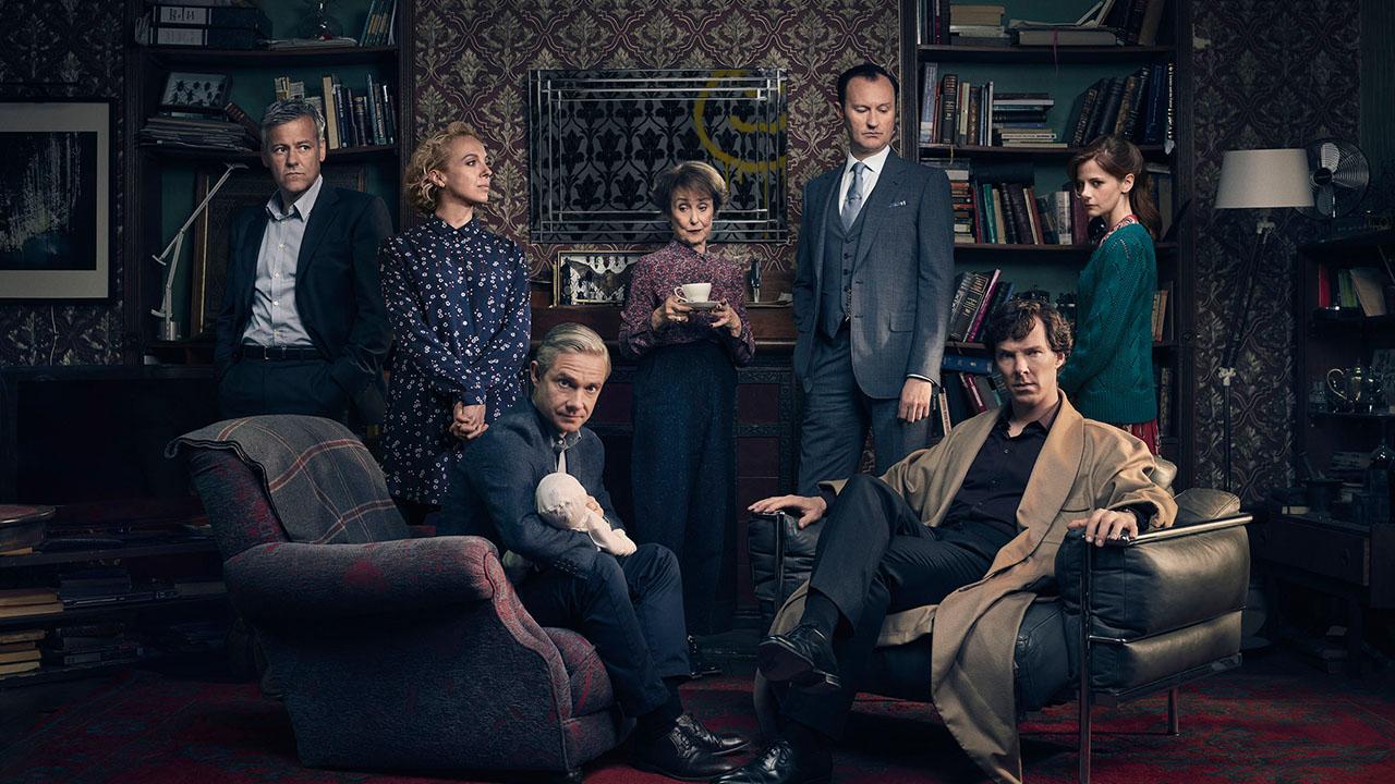 Sherlock Dizisinin Yeni Sezonu 2020 de Gelecekmi sherlock
