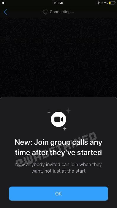 WhatsApp iOS Beta