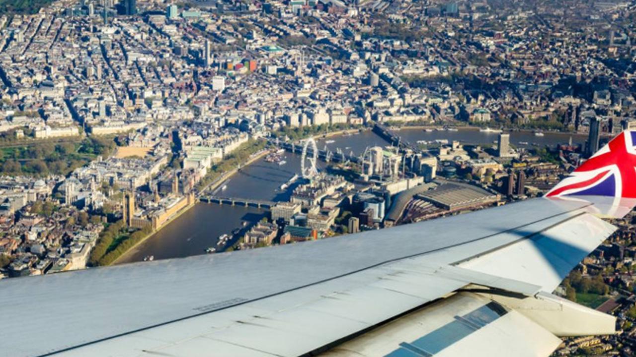 İngiltere uçuş yasakları