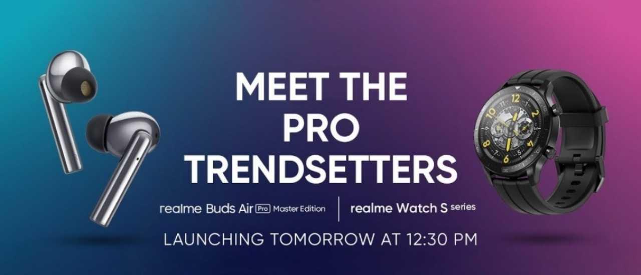 """Realme'den Buds Air Pro İçin """"Master Edition"""" Geliyor"""